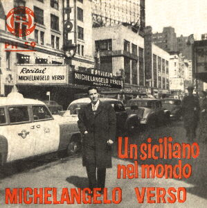 Phonotype 45rpm record of Michelangelo Verso, click on the image to see the back-cover of this record with the list of Phonotype records recorded by Michelangelo Verso