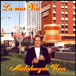CD: Michelangelo Verso - La mia Via
