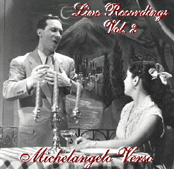 CD: Michelangelo Verso - Live Recordings Vol.2