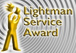Lightman Service Award