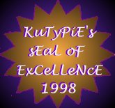 Seal of Ecxellence 1998 Award